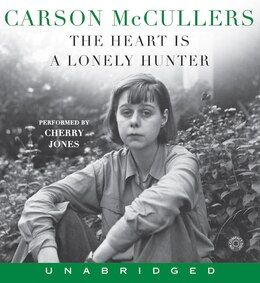 Book The Heart Is A Lonely Hunter Cd by CARSON MC CULLERS