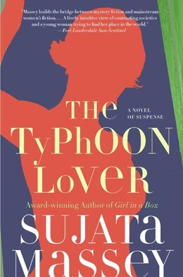 Book The Typhoon Lover by Sujata Massey