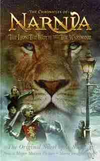 The Lion, the Witch and the Wardrobe Movie Tie-in Edition by C. S. Lewis