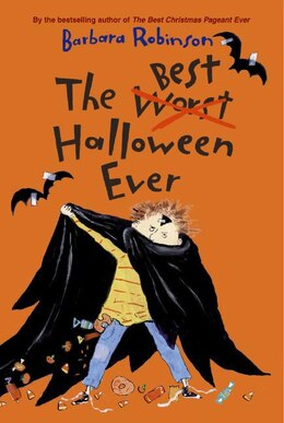 Book The Best Halloween Ever by Barbara Robinson