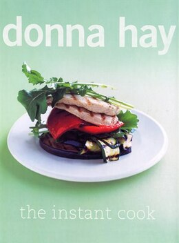 Book The Instant Cook by Donna Hay