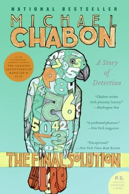 Book The Final Solution: A Story of Detection by Michael Chabon