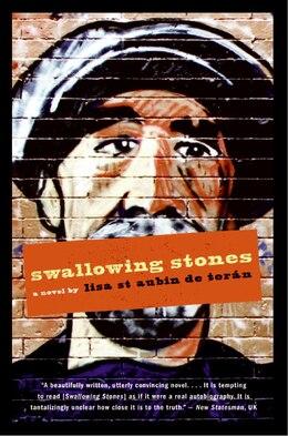 Book Swallowing Stones by Lisa St Aubin De Teran