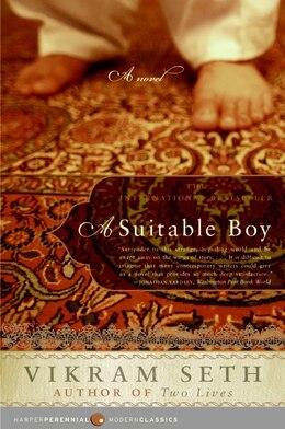 Book A Suitable Boy: A Novel by Vikram Seth