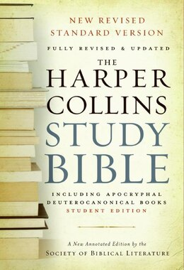 Book Harpercollins Study Bible - Student Edition: Fully Revised & Updated by Harold W. Attridge