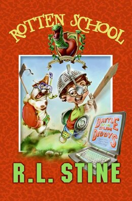 Book Rotten School #12: Battle Of The Dum Diddys: Battle Of The Dum Diddys by R.l. Stine