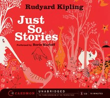 Just So Stories Cd: And Other Tales