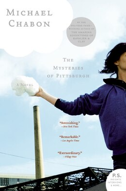 Book Mysteries Of Pittsburgh: A Novel by Michael Chabon