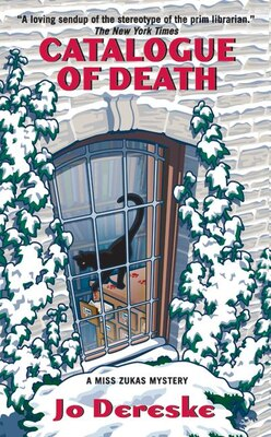 Book Catalogue Of Death: A Miss Zukas Mystery by Jo Dereske