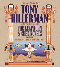 Tony Hillerman: The Leaphorn And Chee Audio Trilogy: Skinwalkers, A Thief of Time & Coyote Waits CD
