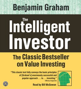 Book The Intelligent Investor Cd: The Classic Text on Value Investing by Benjamin Graham