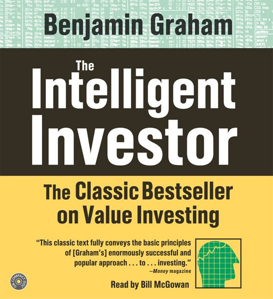 The Intelligent Investor Cd: The Classic Text on Value Investing de Benjamin Graham