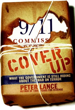 Book Cover Up: What the Government Is Still Hiding About the War on Terror by Peter Lance
