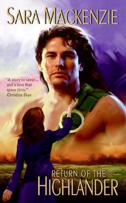 Book Return of the Highlander by Sara Mackenzie