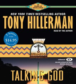 Book Talking God Cd Low Price by Tony Hillerman