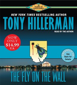 Book The Fly On The Wall Cd Low Price by Tony Hillerman