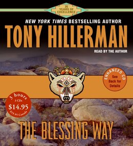 Book The Blessing Way Cd Low Price by Tony Hillerman