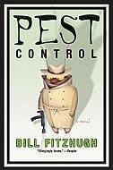 Book Pest Control by Bill Fitzhugh