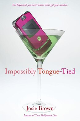 Book Impossibly Tongue-tied by Josie Brown