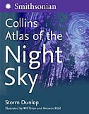 Book Atlas Of The Night Sky by Dunlop Storm