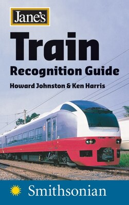 Book Jane's Train Recognition Guide by Howard Johnston