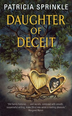Book Daughter Of Deceit: A Family Tree Mystery by Patricia Sprinkle