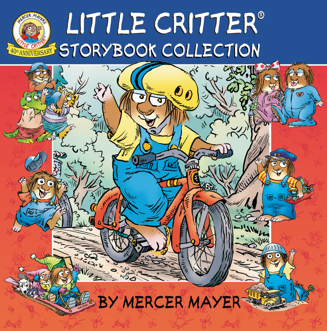 Book Little Critter Storybook Collection by Mercer Mayer