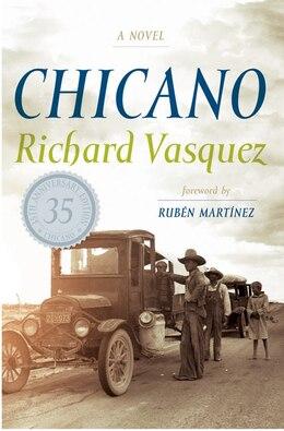 Book Chicano: A Novel by Richard Vasquez