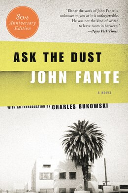 Book Ask the Dust by John Fante