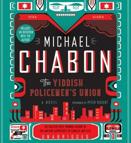 Book The Yiddish Policemen's Union Cd: A Novel by Michael Chabon