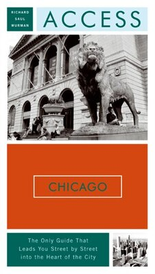Book Access Chicago 8e by Richard Saul Wurman