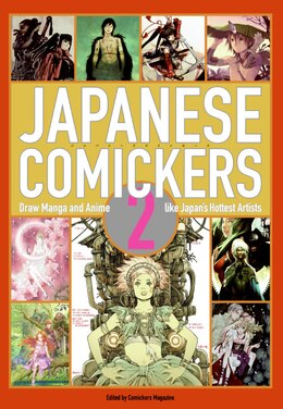 Book Japanese Comickers 2 by Magazine Comickers Magazine