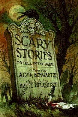 Book Scary Stories To Tell In The Dark by Alvin Schwartz