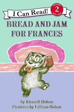 Book Bread and Jam for Frances by Russell Hoban