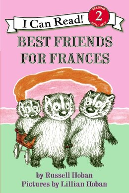 Book Best Friends for Frances by Russell Hoban