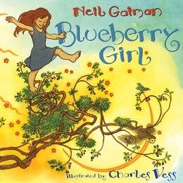 Book Blueberry Girl by Neil Gaiman