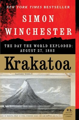 Book Krakatoa: The Day the World Exploded: August 27, 1883 by Simon Winchester