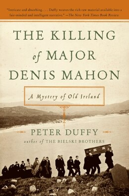 Book The Killing Of Major Denis Mahon: A Mystery of Old Ireland by Peter Duffy