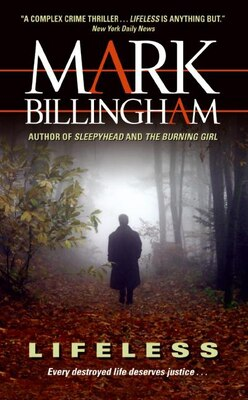 Book Lifeless by Mark Billingham