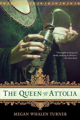 Book The Queen Of Attolia by Megan Whalen Turner