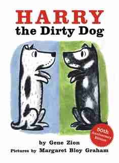 Harry the Dirty Dog Board Book by Gene Zion