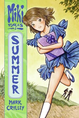 Book Miki Falls: Summer: Summer by Mark Crilley