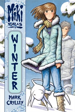 Book Miki Falls: Winter: Winter by Mark Crilley