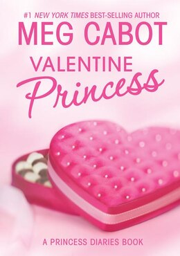 Book The Princess Diaries: Volume 7 And 3/4: Valentine Princess: Valentine Princess by Meg Cabot