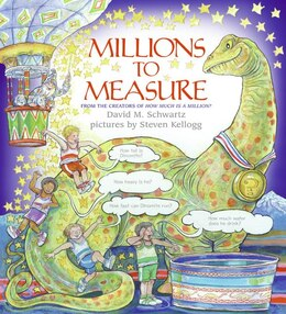 Book Millions to Measure by David M. Schwartz