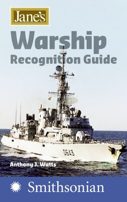 Book Jane's Warship Recognition Guide by Anthony J. Watts