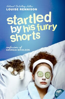 Book Startled by His Furry Shorts by Louise Rennison