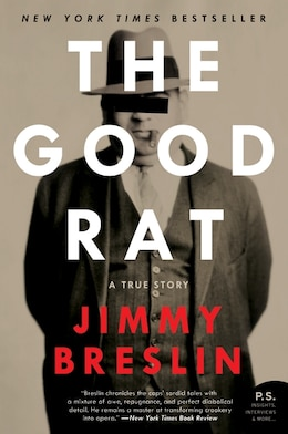 Book The Good Rat: A True Story by Jimmy Breslin