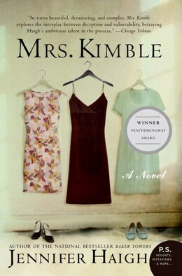 Book Mrs. Kimble: A Novel by Jennifer Haigh