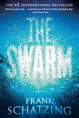 Book The Swarm: A Novel by Frank Schatzing